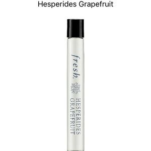 Fresh Hesperides Grapefruit perfume rollerball